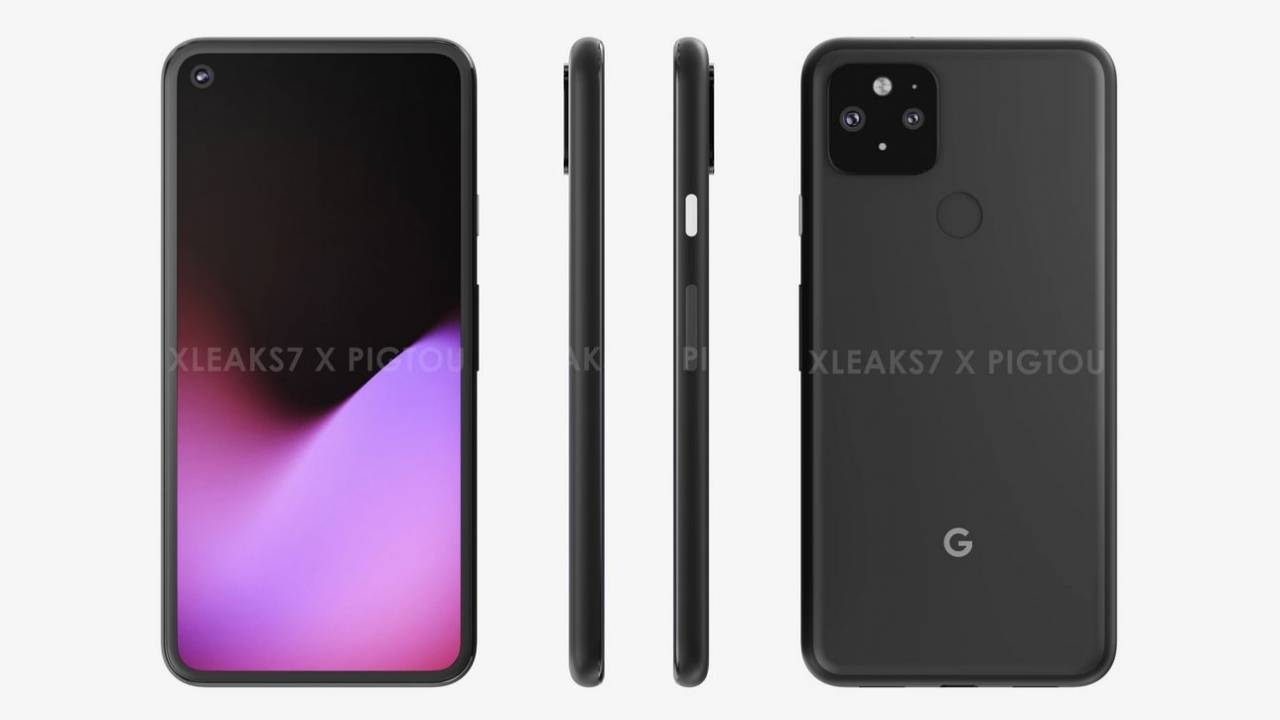 Pixel 5 and 4a 5G clues release Google's next big switch