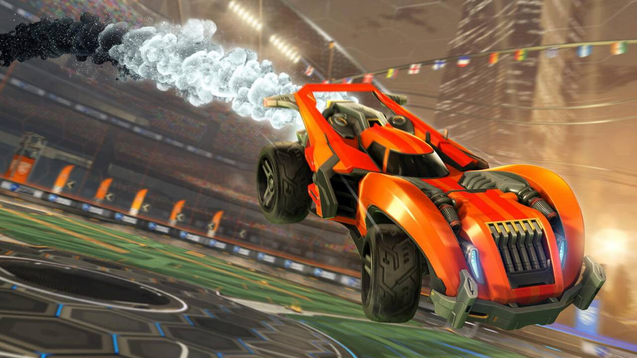 Rocket League announces free-to-play shift, eventual removal from Steam
