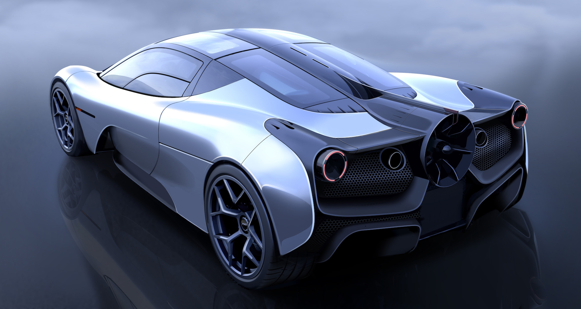 Outrageous V12 At Heart Of GMA T.50 Supercar Revealed