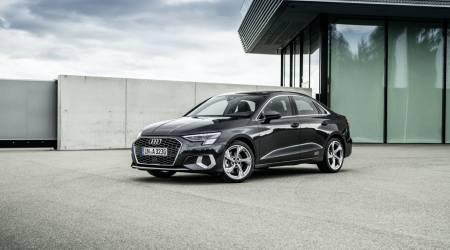 2022 Audi A3 Sedan Gallery