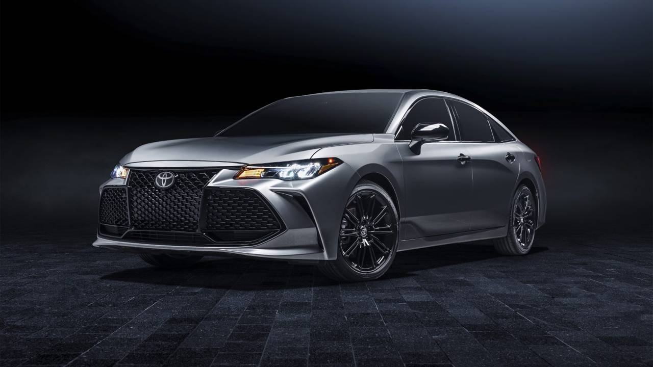 2021 Toyota Avalon comes with all-wheel drive for the first time