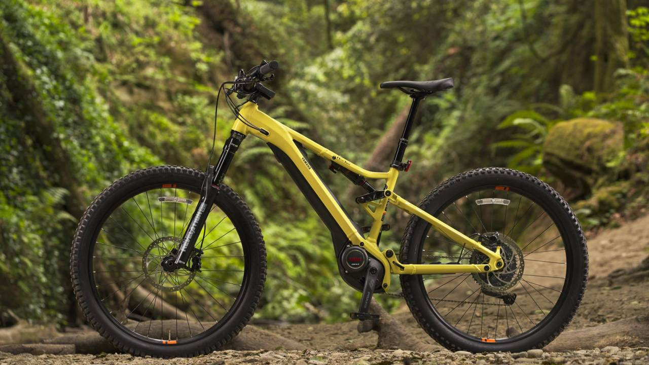 Yamaha YDX-MORO all-mountain e-bikes give a boost in the boonies