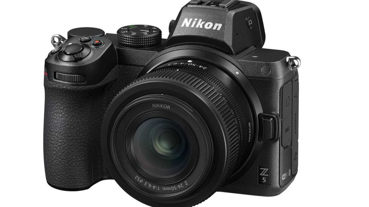 Nikon Z5 is your gateway to full-frame addiction