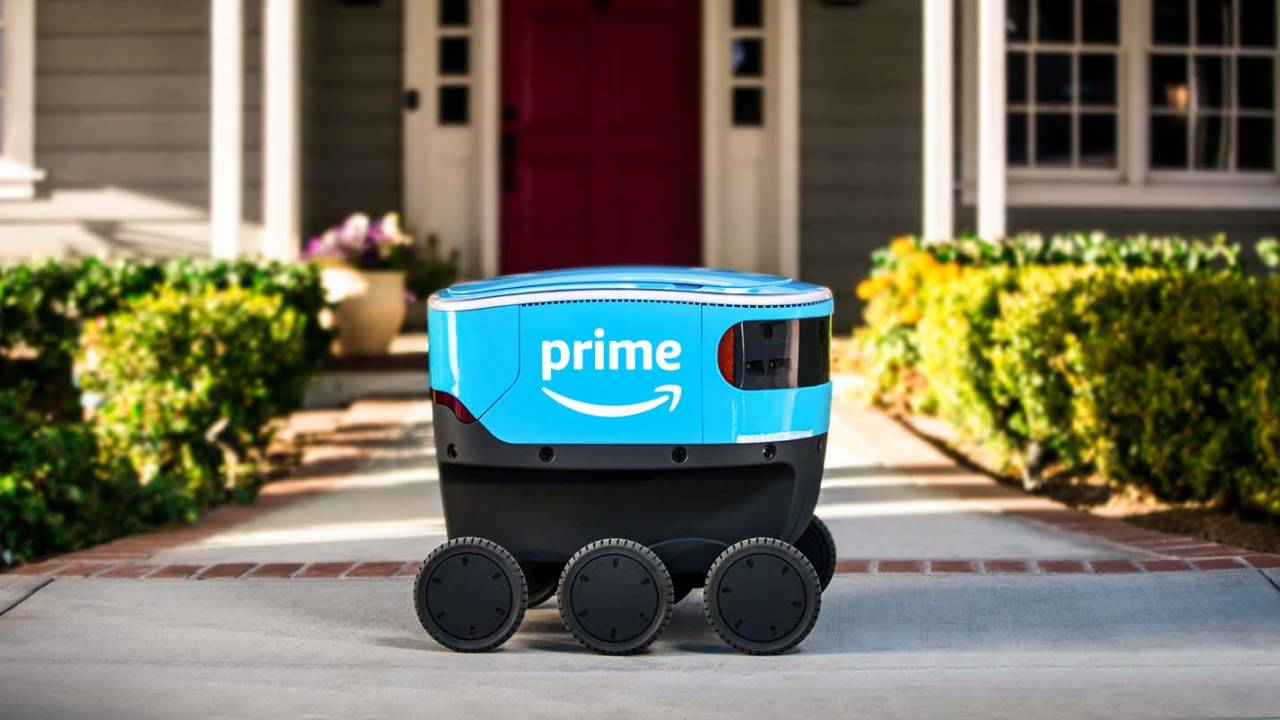 Amazon Scout delivery robot is heading to Atlanta and Tennessee