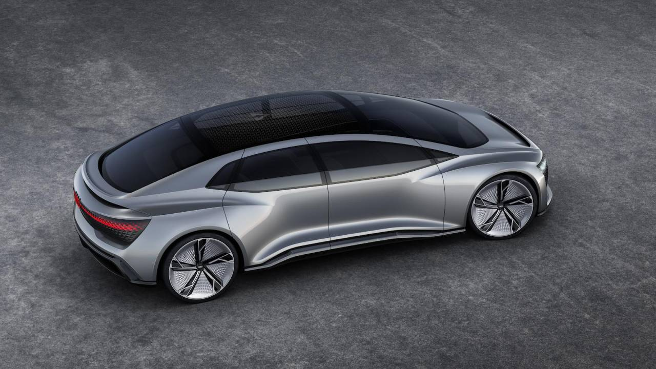Audi A9 e-tron tipped as radical electric flagship for 2024