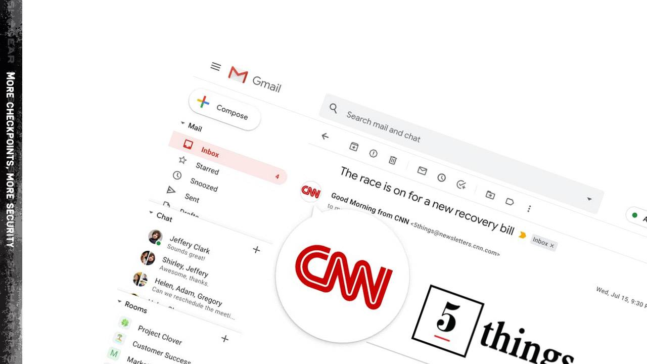 "Gmail ""BIMI"" verified brand logos soon: Like blue checks for email"