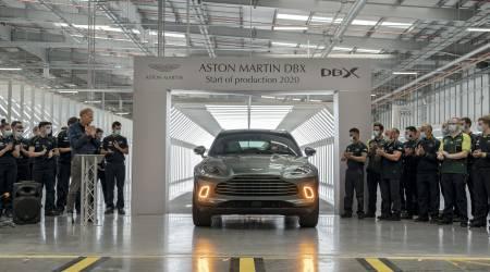 2021 Aston Martin DBX production is finally underway