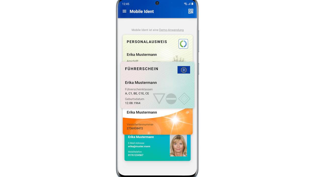 Samsung wants a Galaxy S20 to replace German national ID documents