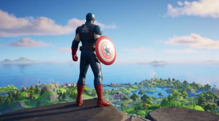 Fortnite Captain America outfit lets you be the First Avenger
