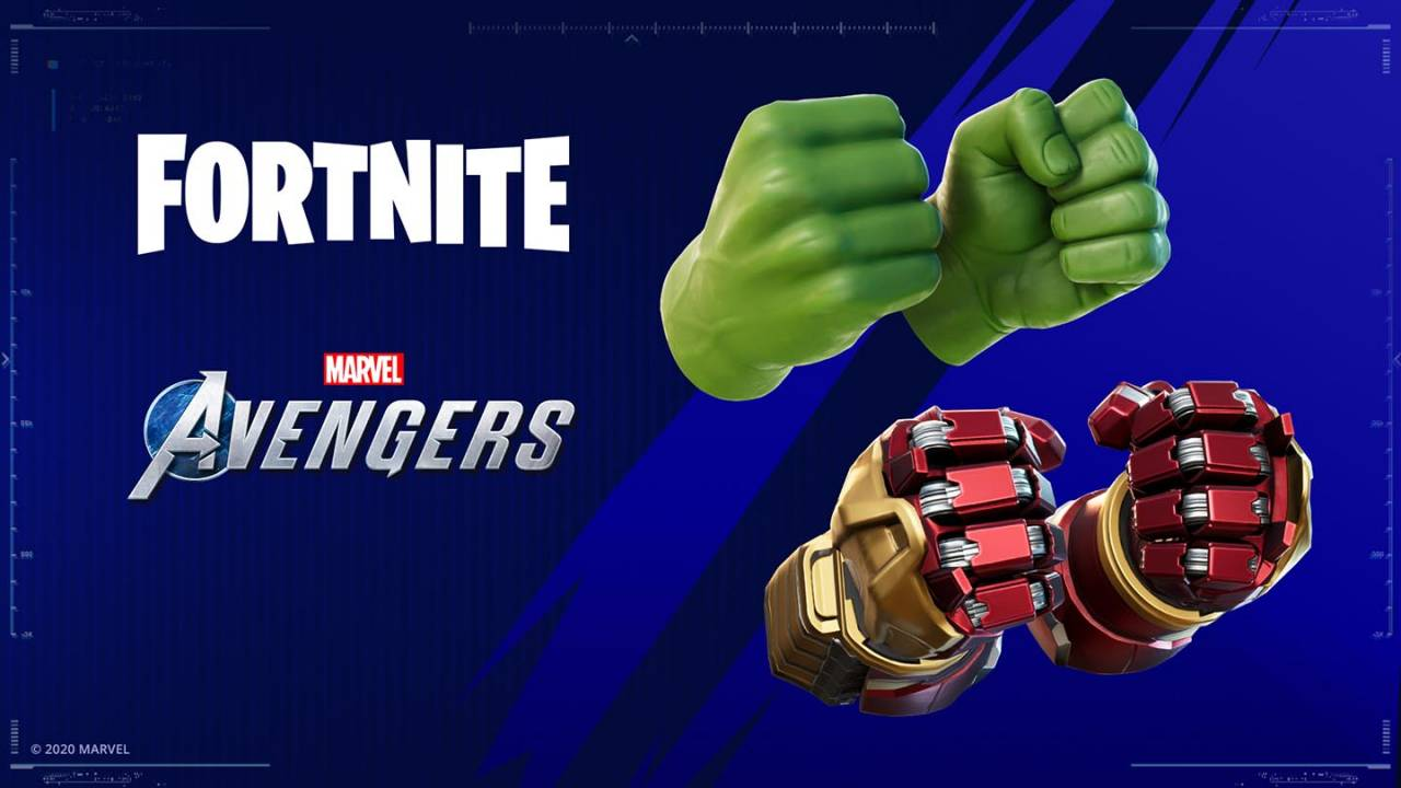 Epic will give Fortnite players Hulk gear for playing Avengers beta game