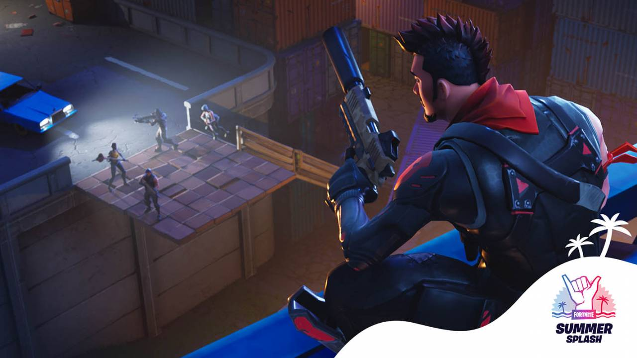 Fortnite exploit makes players invincible, but it's not easy to use