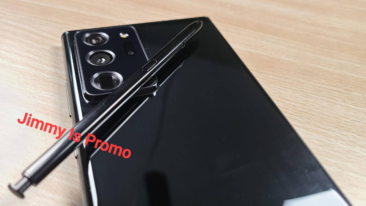 Galaxy Note 20 Ultra appears in live photos, launch date tipped