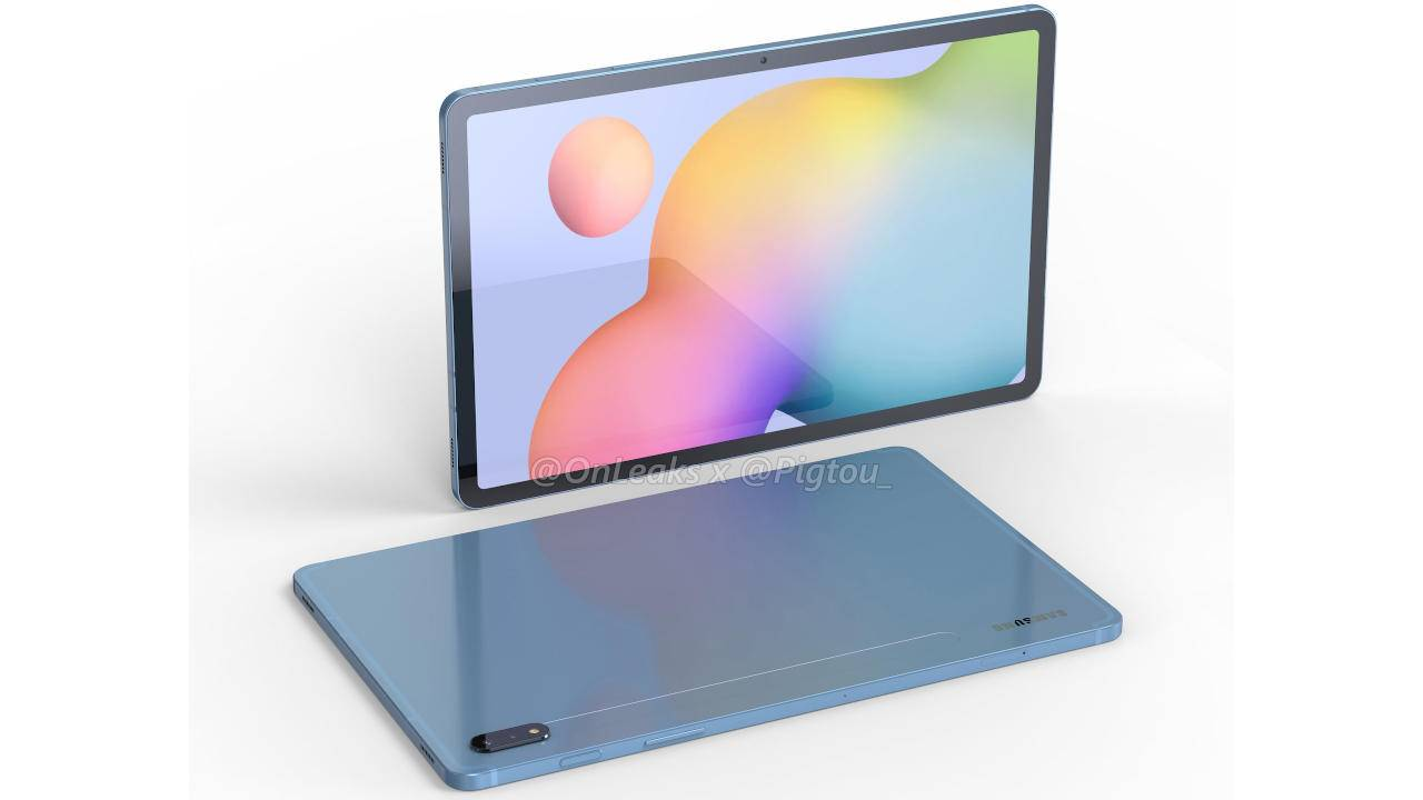 Galaxy Tab S7+ could have two more surprises in store