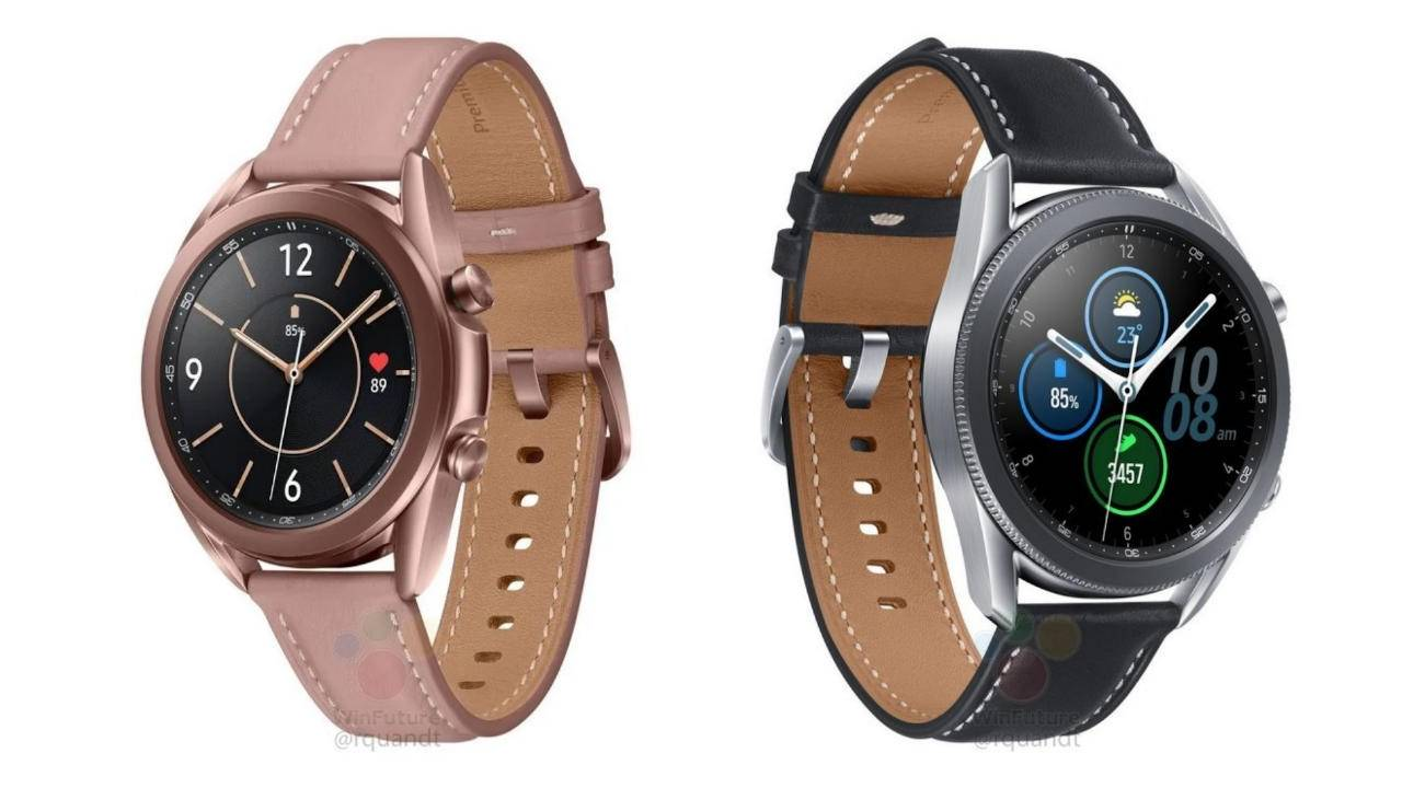 Galaxy Watch 3 leak shows Samsung's wearable from all angles