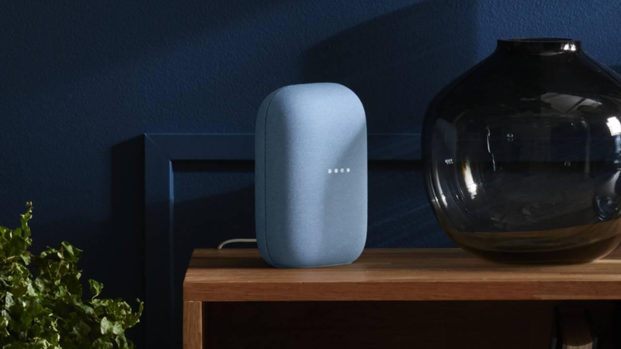 Google teases next Nest smart speaker's odd design