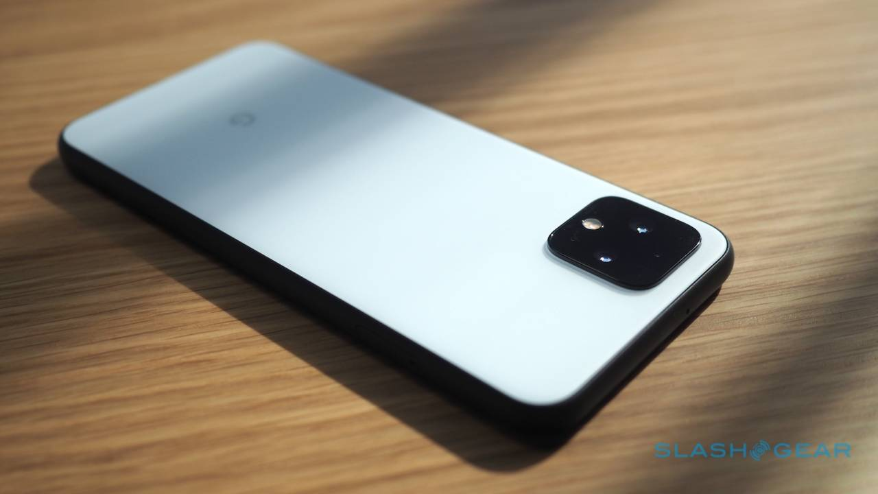Pixel 4 XL glass backs are reportedly getting loose