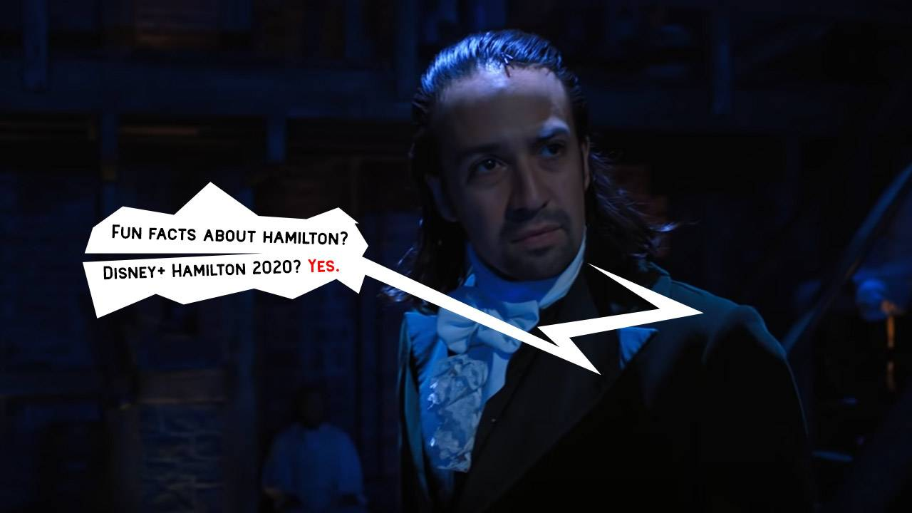 Watch Hamilton on Disney+ now: 5 key facts you'll want to know