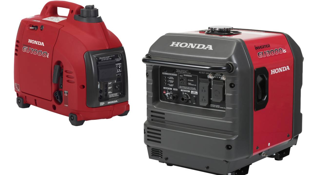 Honda CO-MINDER is the safety sensor every portable generator should have