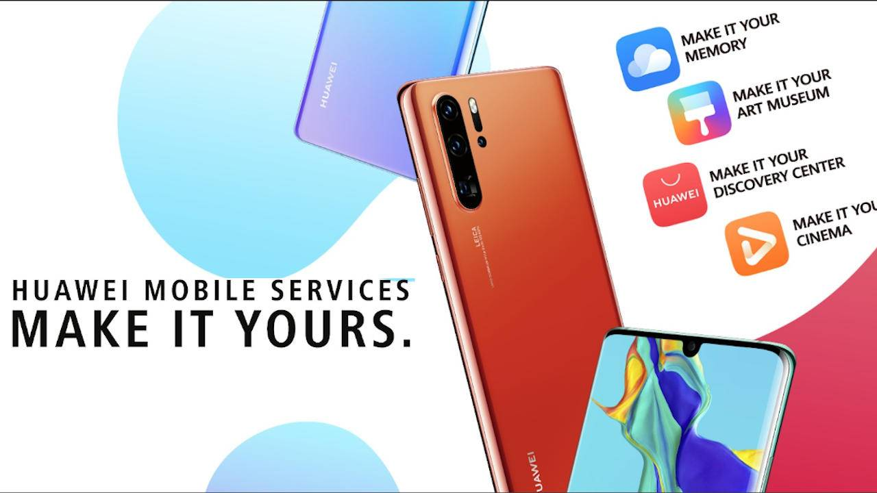 Huawei Apps Up contest calls for apps using its Google Play replacement