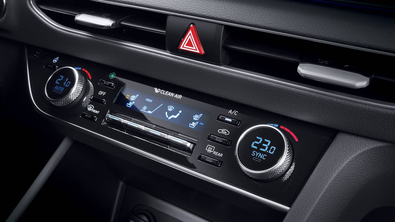 Hyundai Motor Group shows off new AC technology for vehicles