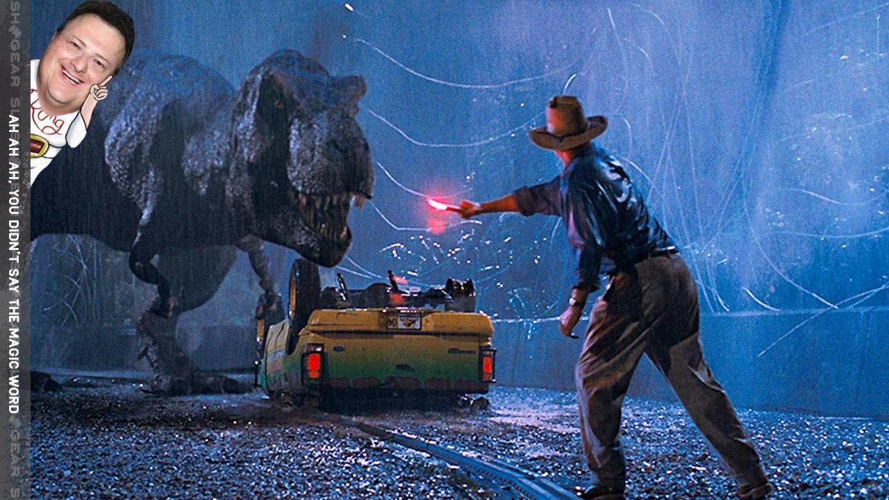"Netflix gets Jurassic Park ""trilogy"" soon"
