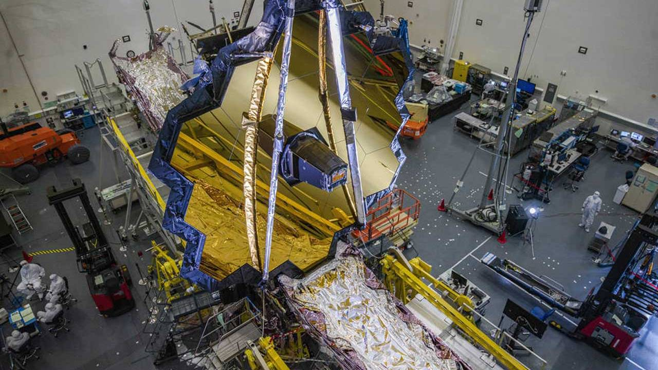 NASA updates targeted launch date for James Webb Space Telescope