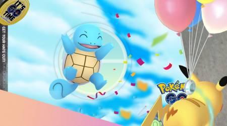 Shiny Pokemon GO list leaked pre-GO Fest, with balloons!