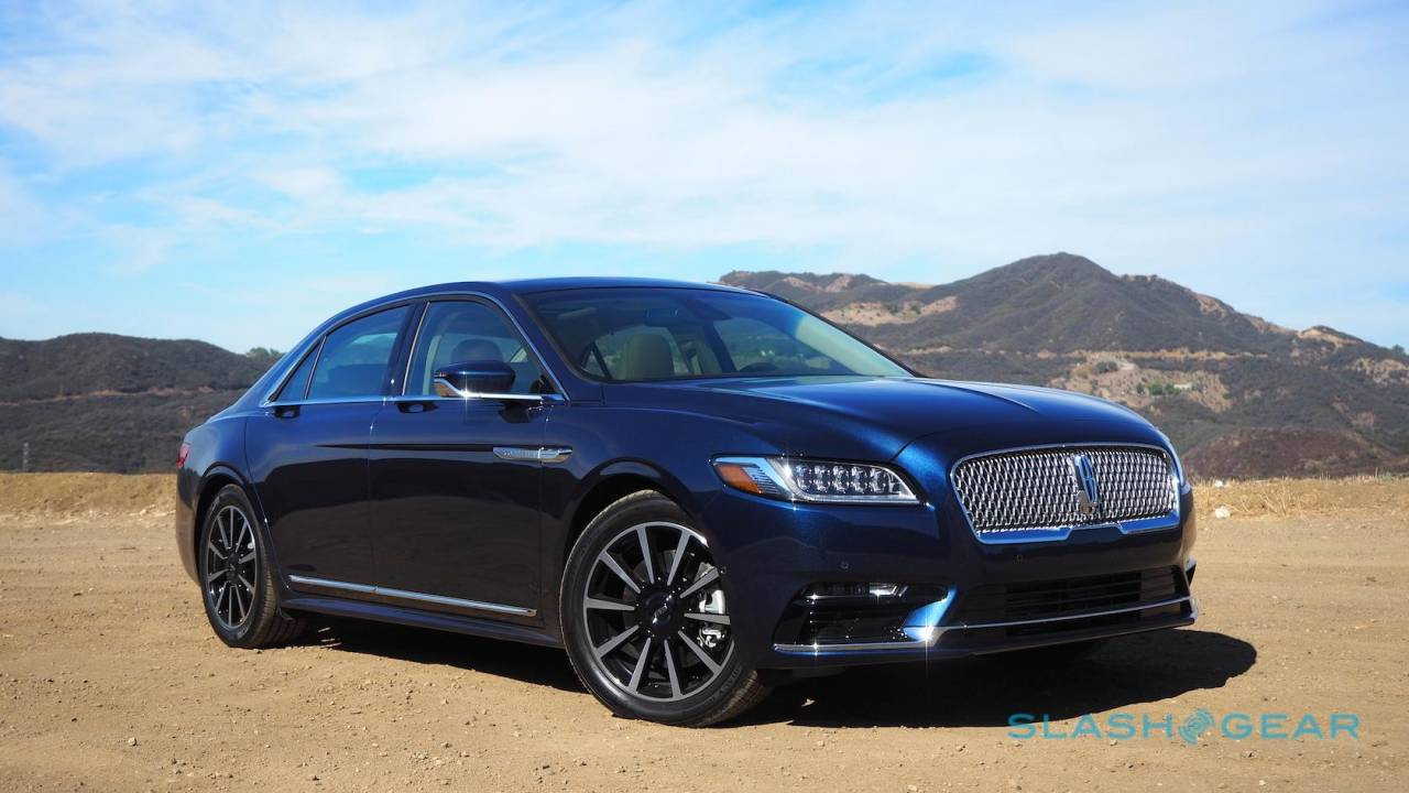Lincoln Continental axed as luxury sedan sales shrink