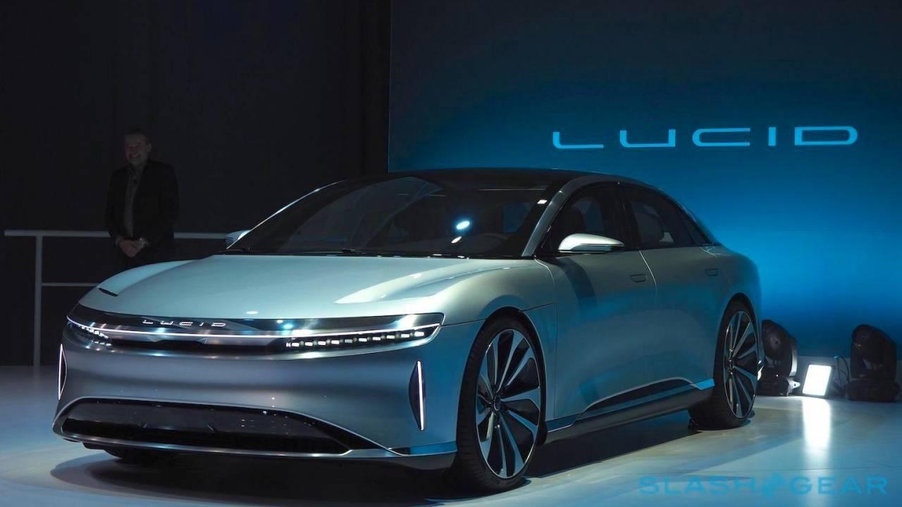 Lucid Motors reveals the DreamDrive tech to eventually make its EVs autonomous