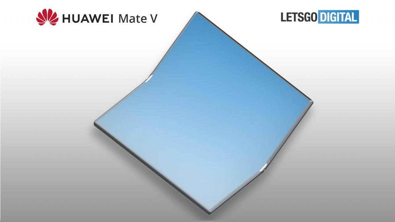 Huawei Mate V could be company's next foldable phone