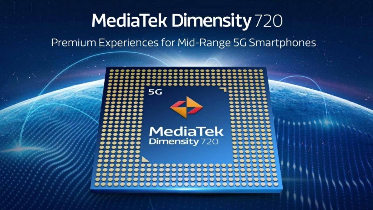 MediaTek Dimensity 720 5G to challenge the Snapdragon 690