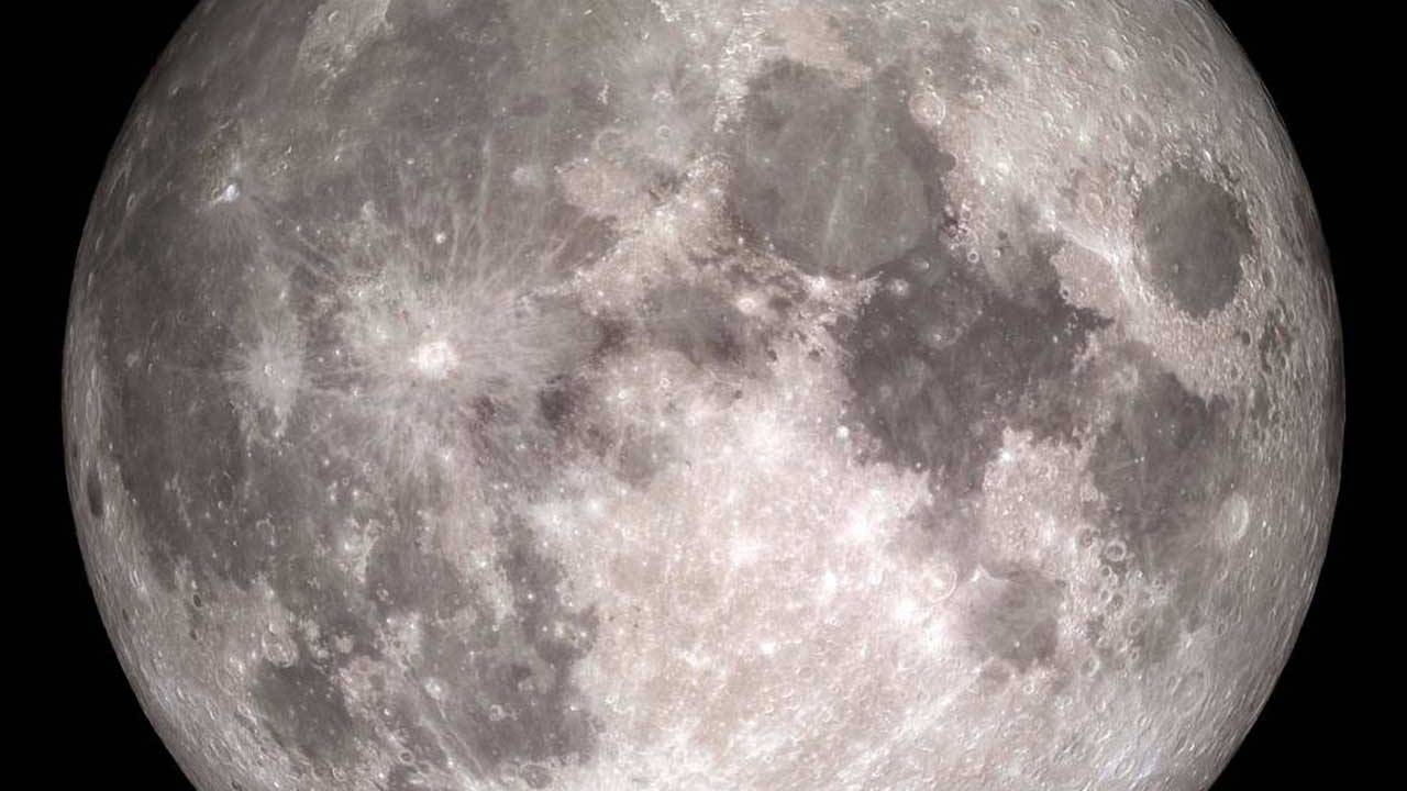 NASA researchers say the Moon is more metallic than previously believed