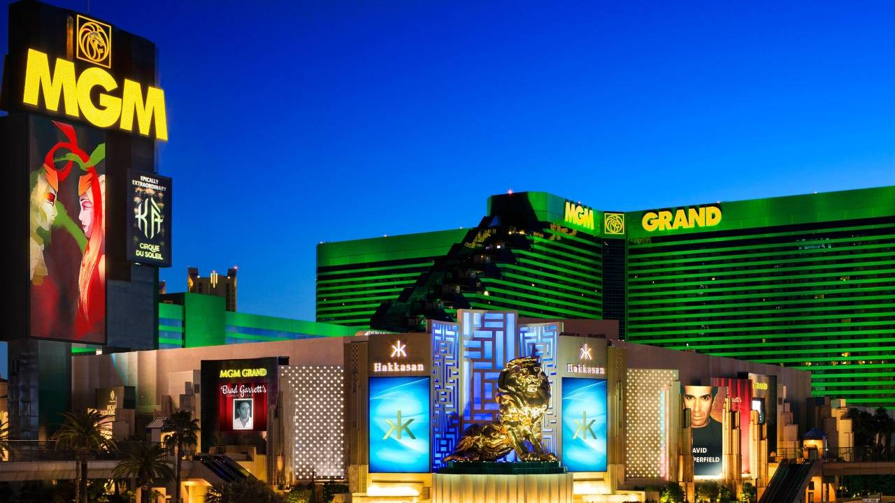 MGM Resorts hacker is selling 142 million guests' data