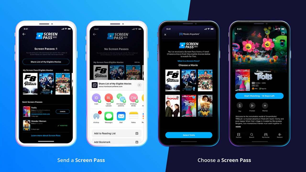 Movies Anywhere's co-viewing Watch Together feature arrives for everyone