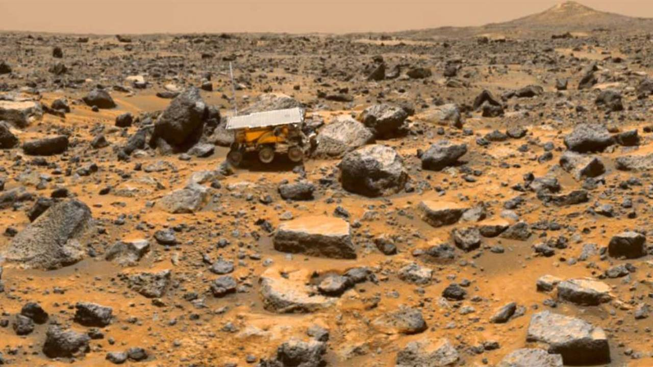 NASA remembers July 4 Mars milestone that made its rovers possible
