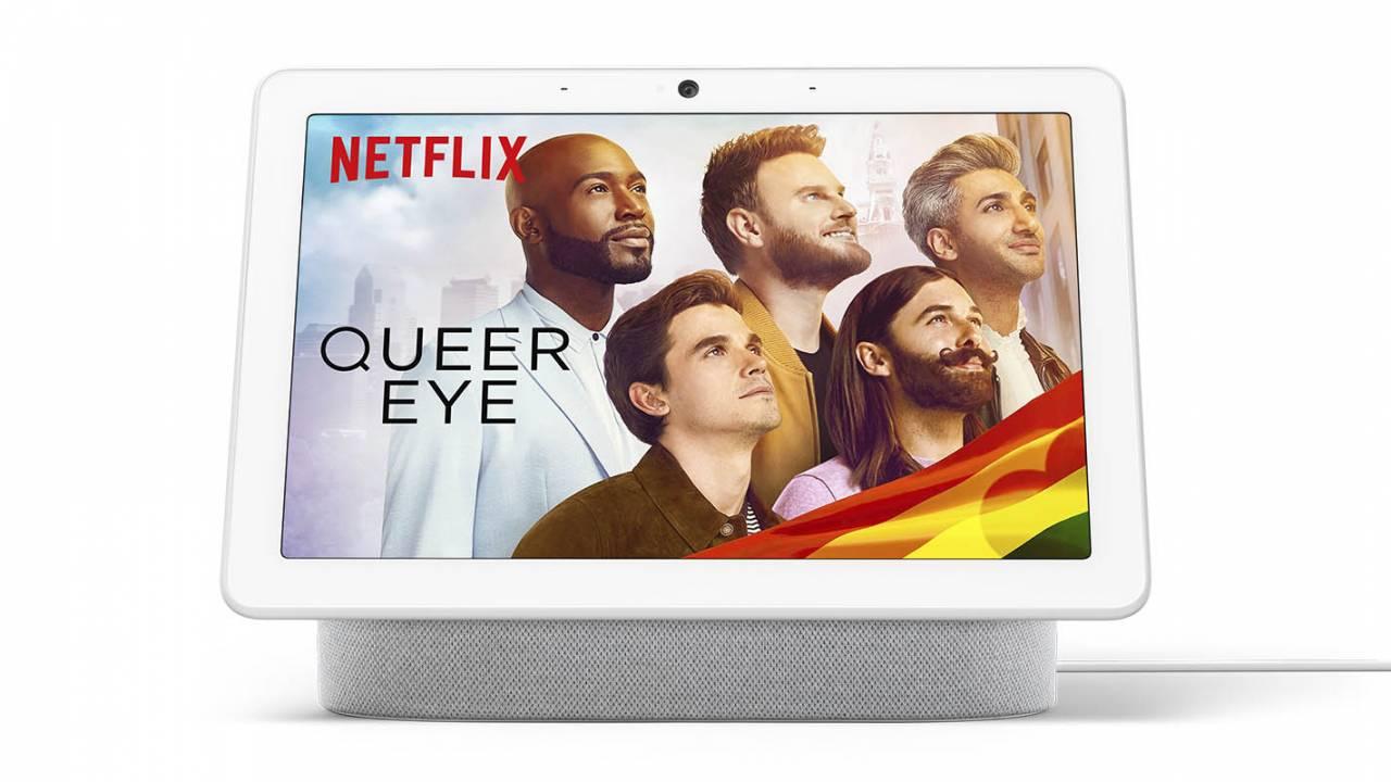 Google Nest Hub and Hub Max smart displays get Netflix support