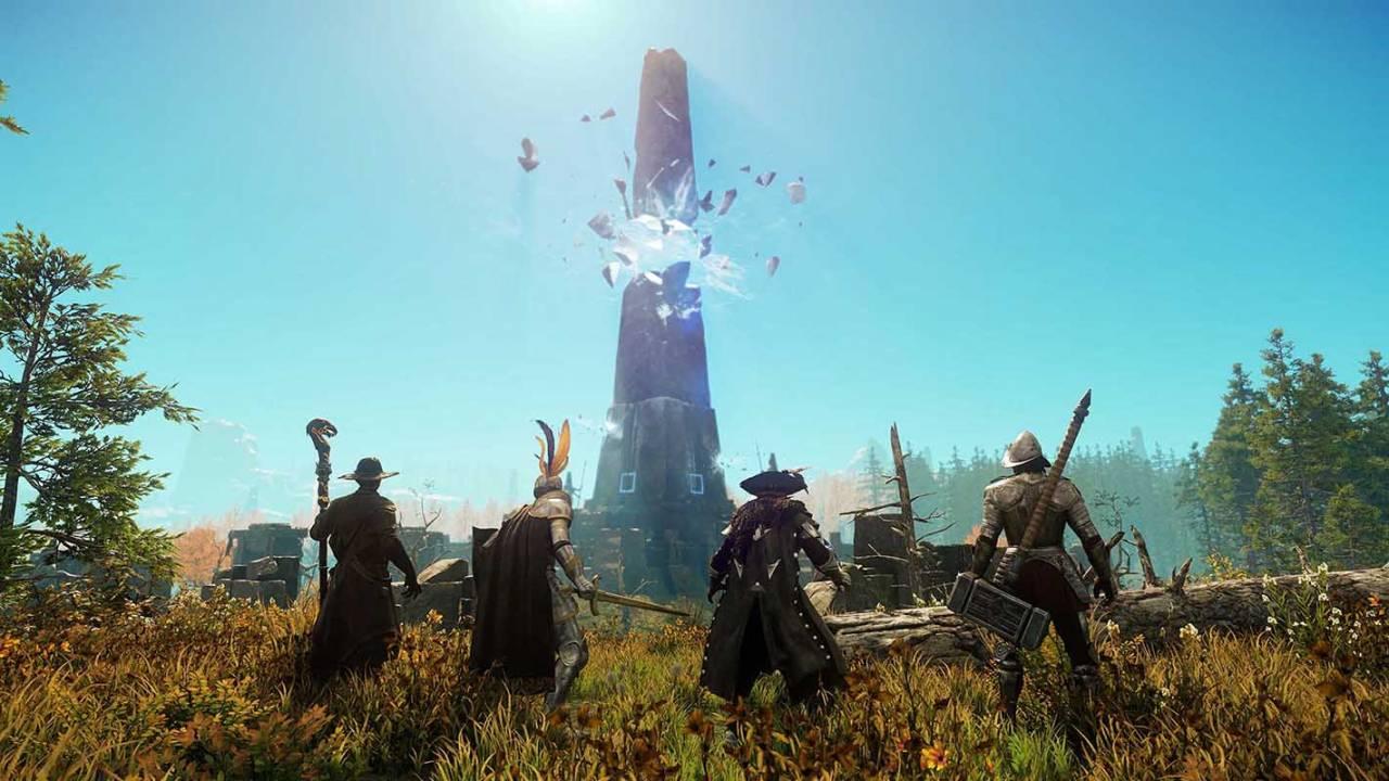 Amazon's New World MMO delayed following Crucible beta switch