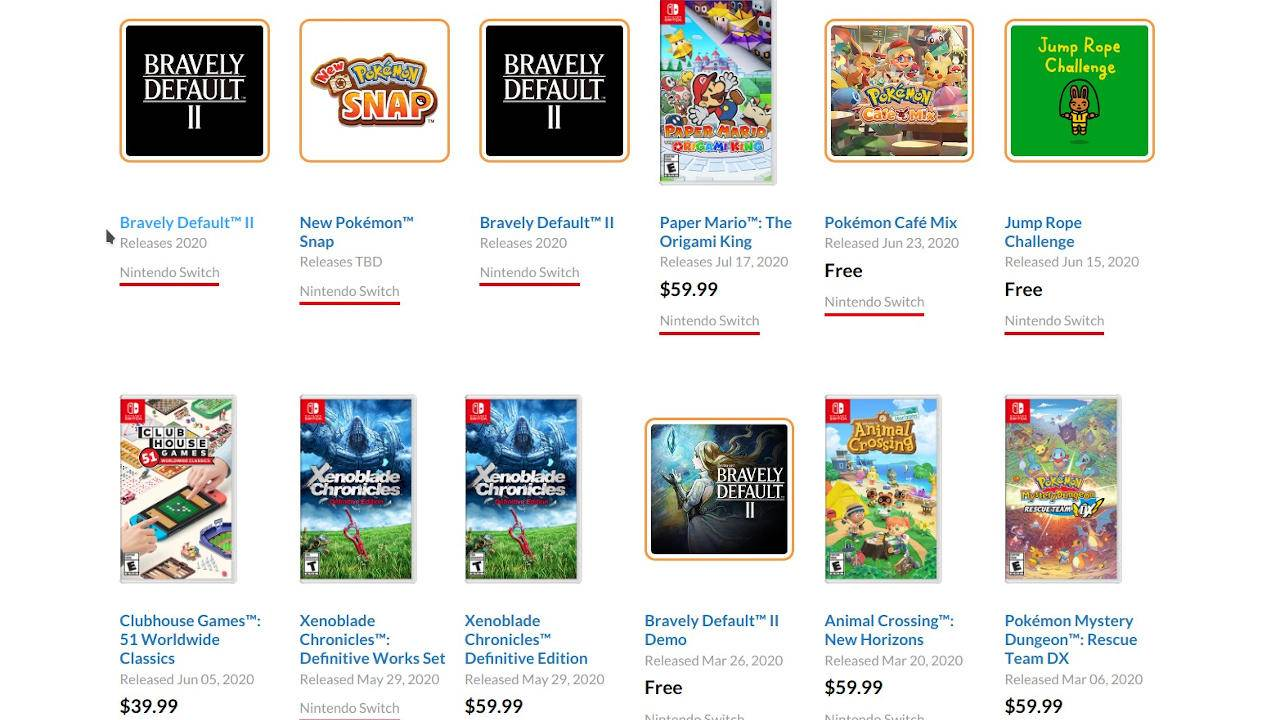 Nintendo game codes can no longer be sold by European retailers