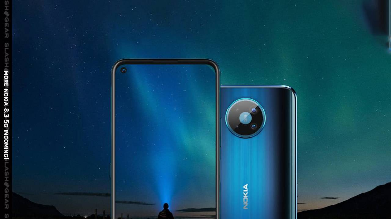 Nokia 8.3 5G release date range given for USA launch