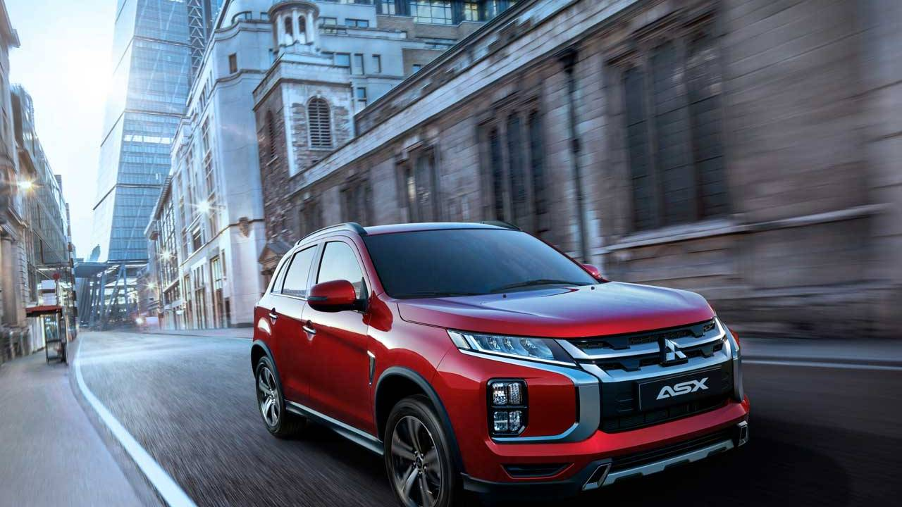 Mitsubishi gears up with a new line of vehicles