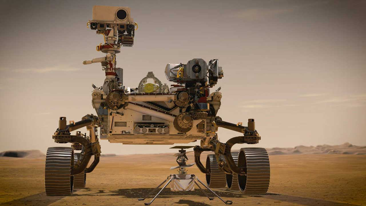 NASA loads Mars Perseverance rover with its nuclear power source ahead of launch