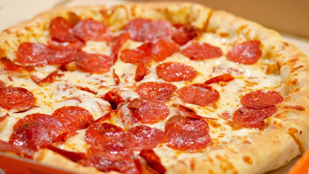 Volunteers ate a ton of pizza to prove occasional overeating is low risk