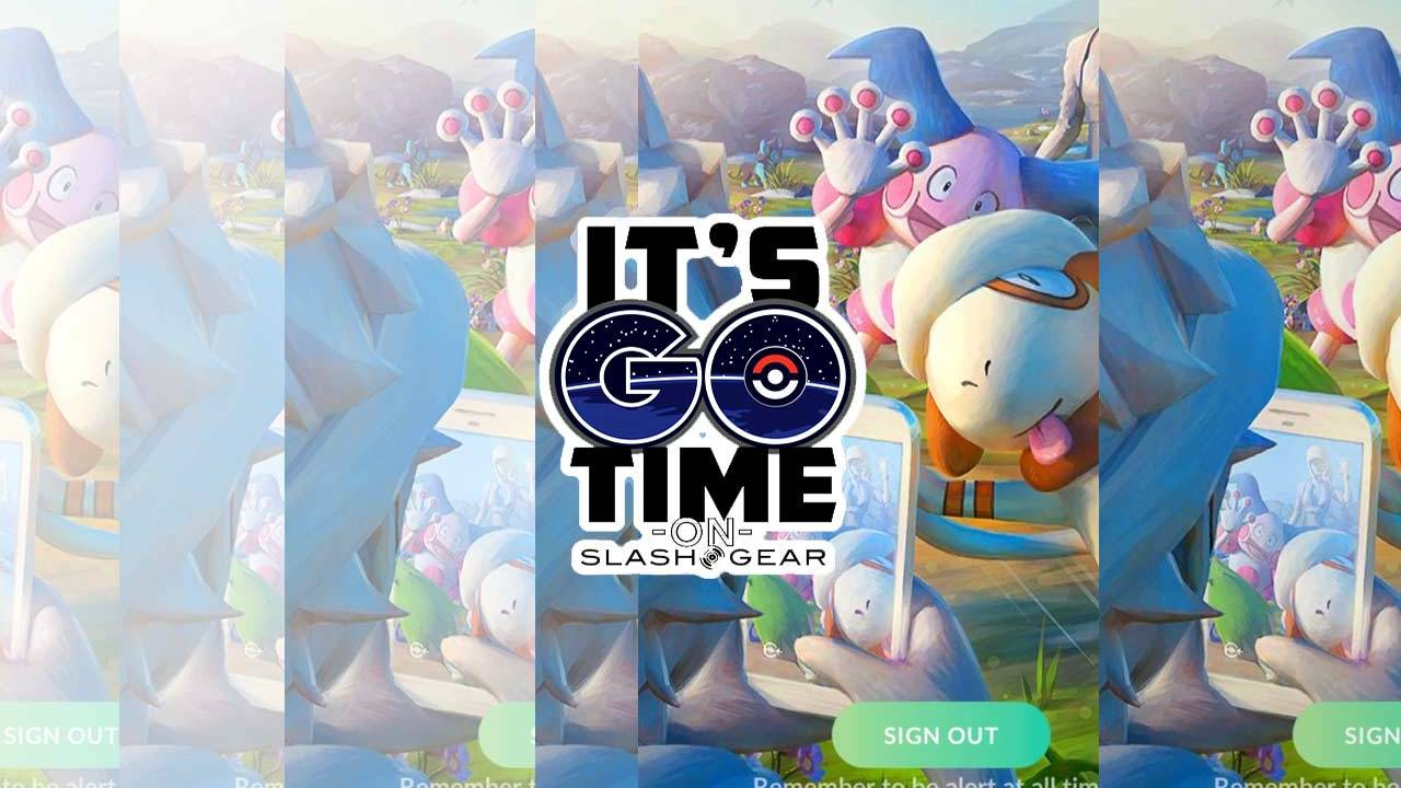 Pokemon GO Fest turned off your Adventure Sync