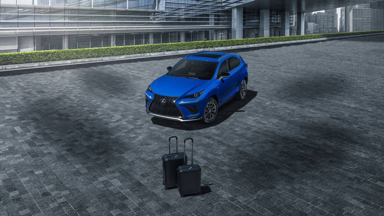 Lexus introduces 2021 NX 300h F Sport and Black Line edition