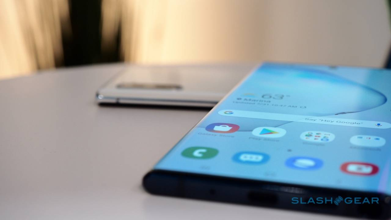 Galaxy Note 20 test clears up a key 5G detail