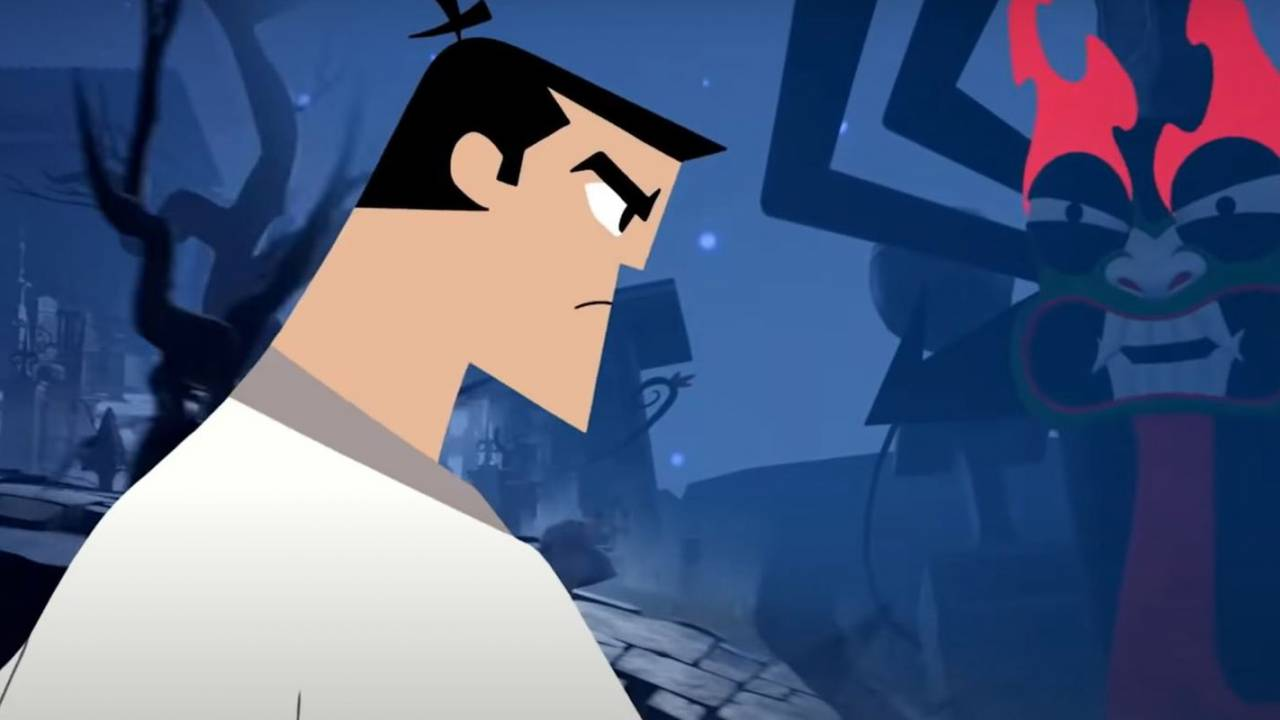 Samurai Jack: Battle Through Time game for consoles and PC detailed