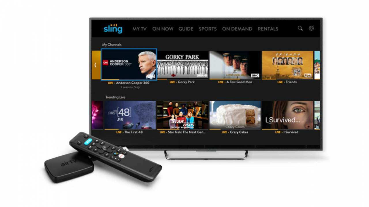 Sling TV offers price guarantee for subscribers worried about price hikes