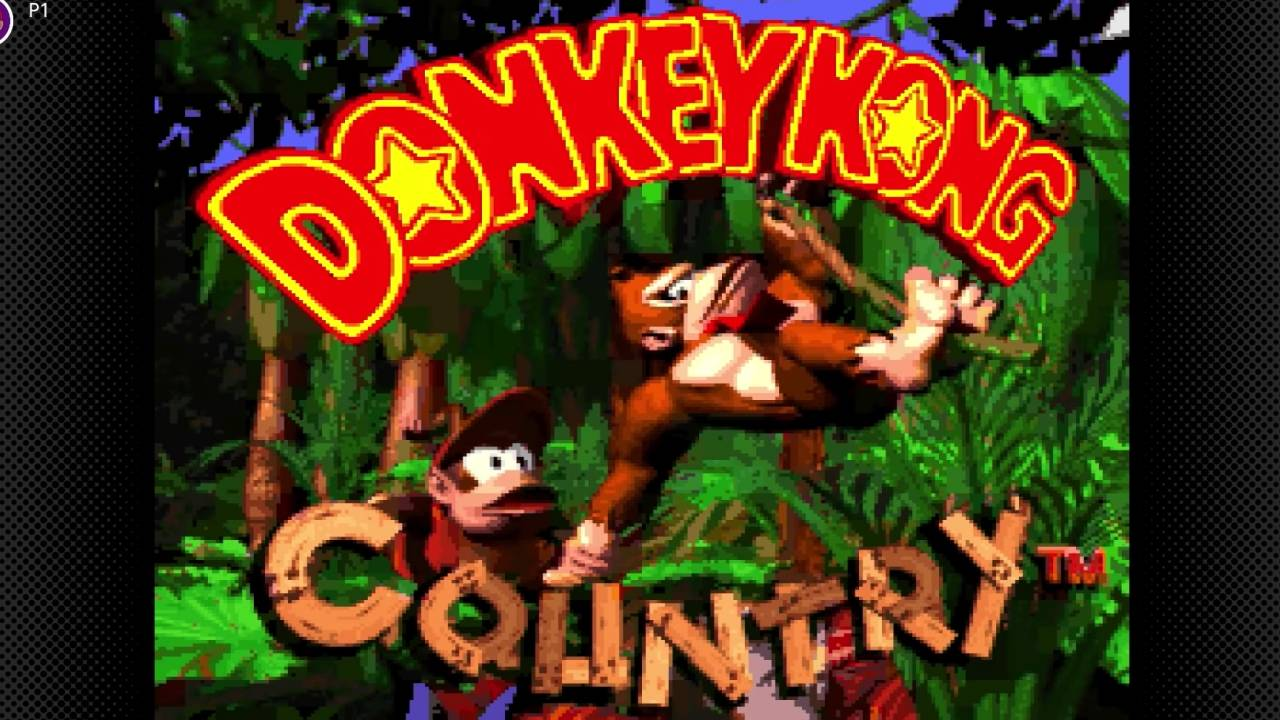 Nintendo Switch Online welcomes Donkey Kong Country to SNES collection
