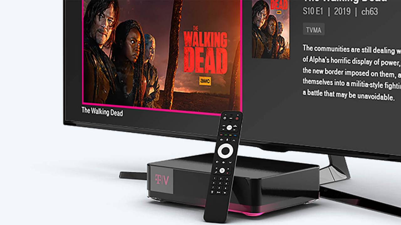 T-Mobile Android TV set-top box appears on FCC website