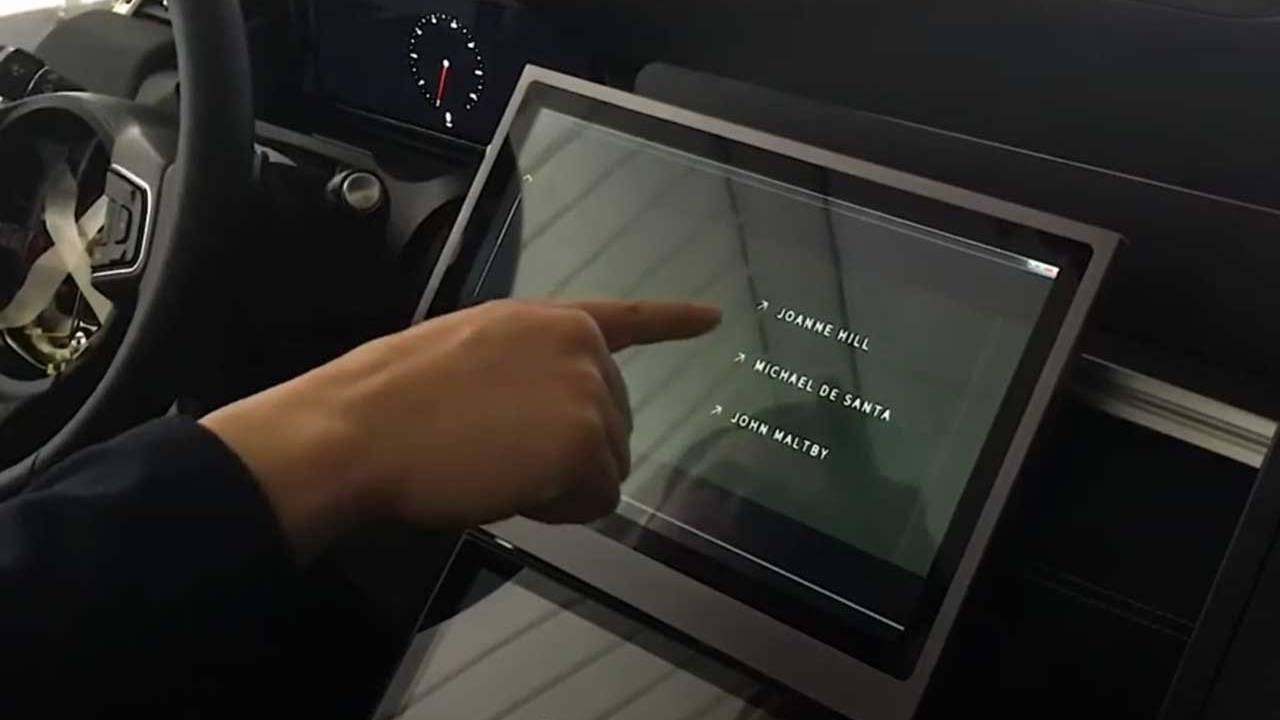 Cambridge researchers create a touchscreen you don't have to touch